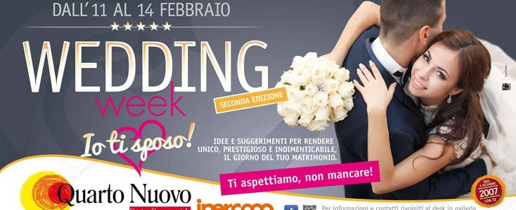 WEDDING WEEK Seconda edizione